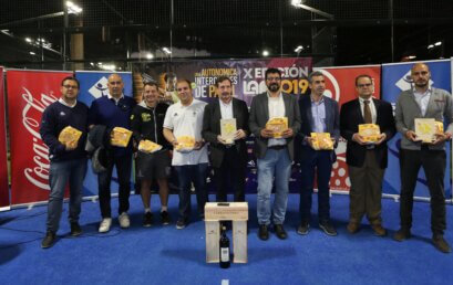 Presentación de la Final Four LAP-2019 en The Players