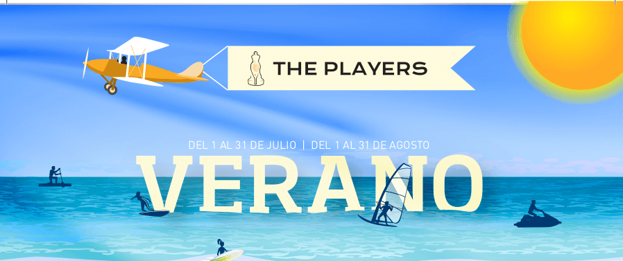 Promociones de verano en The Players