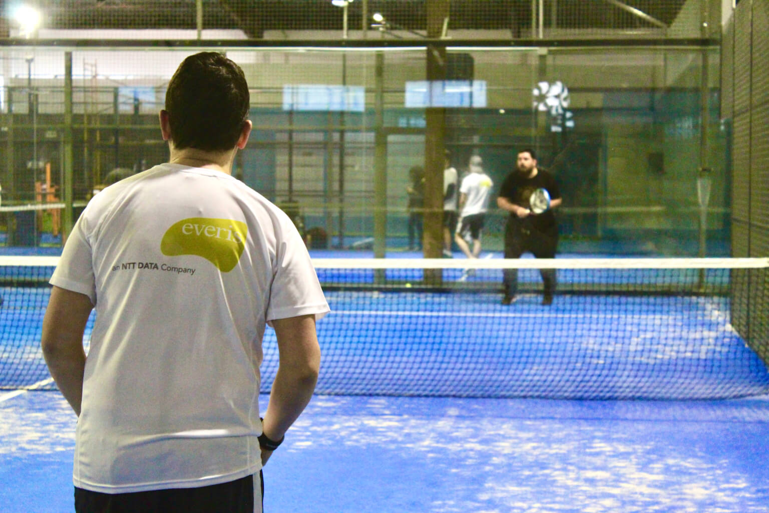 I Torneo Nacional de padel Everis en The Players