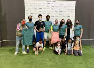 Copa Davis | The Players |Galería de fotos entrega de premios